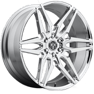 DUB Wheels Attack S210<br /> Chrome
