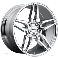 DUB Wheels Attack-5 S210<br /> Chrome