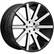DUB Wheels Shot Calla S221<br /> Brush
