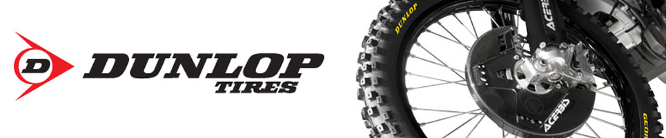 Dunlop Motorcycle Tires - On Sale Now Plus Free Shipping