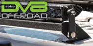 DV8 Off-Road Light Bar Mounts & Brackets