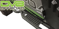 DV8 Offroad SR-6 Rock Slider Steps 07-17 JK 4-Door