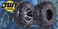 DWT ATV Tires