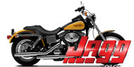 Jagg Oil Coolers Dyna Glide