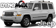 DynoMax Jeep Exhaust <br>Commander
