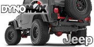 DynoMax Exhaust <br/> Jeep