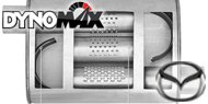 Dynomax Super Turbo Muffler <br/> Mazda
