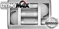 Dynomax Super Turbo Muffler <br/> Nissan
