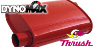 Dynomax Thrush Mad Hot Muffler