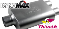 Dynomax Thrush Welded Muffler