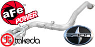 Takeda Exhaust System <br> Scion