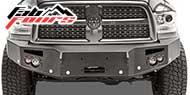 Fab Fours Dodge HD SENSOR Winch Bumper w/o Guard