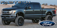 Fabtech Suspension - Ford