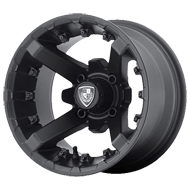 Fairway Alloys<br /> Battle Flat Black