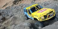 Falken Tires Dominates King of the Hammers