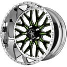 American Force Wheels<br /> FALLOUT FP5 Polished