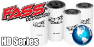 FASS Replacement Filters<br /> HD Series