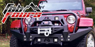 Fab Fours Jeep Bumpers