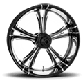 Xtreme Machine Wheels Fierce Black