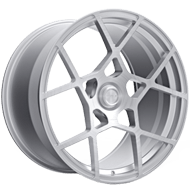 Fittipaldi Wheels <br/>FSF01CB Brushed with Gloss Clear-Coat