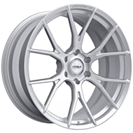 Fittipaldi Wheels <br/>FSF06CB Brushed with Gloss Clear-Coat