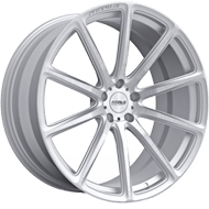 Fittipaldi Wheels <br/>FSF07CB Brushed with Gloss Clear-Coat