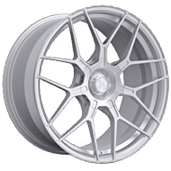 Fittipaldi Wheels <br/>FSF09CB Brushed with Gloss Clear-Coat