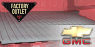 Factory Outlet Chevy GMC Bed Mats