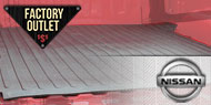 Factory Outlet Nissan Bed Mats