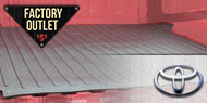 Factory Outlet Toyota Bed Mats