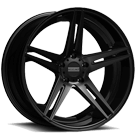 Fondmetal Wheels <br/>180B STC-05 Matte Black