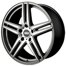 Fondmetal Wheels <br/>180MH STC-05 Titanium Machined