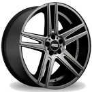 Fondmetal Wheels <br/>180HM STC-05 Titanium Milled