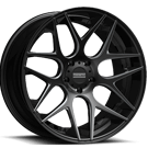 Fondmetal Wheels <br/>181BM STC-MS Gloss Black Milled