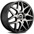 Fondmetal Wheels <br/>181MH STC-MS Titanium Machined