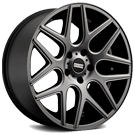 Fondmetal Wheels <br/>181HM STC-MS Titanium Milled