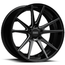 Fondmetal Wheels <br/>182BM STC-10 Gloss Black Milled