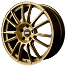 Fondmetal Wheels <br/>183G 9RR Gold