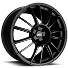 Fondmetal Wheels <br/>183B 9RR Matte Black