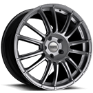 Fondmetal Wheels <br/>183H 9RR Titanium