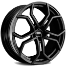 Fondmetal Wheels <br/>185B 9XR Matte Black