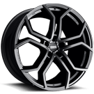 Fondmetal Wheels <br/>185H 9XR Titanium