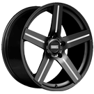 Fondmetal Wheels <br/>187BM STC-1C Black Milled
