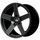 Fondmetal Wheels <br/>188BM STC-2C Black Milled
