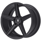 Fondmetal Wheels <br/>189B KV1 Matte Black