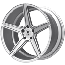 Fondmetal Wheels <br/>189S KV1 Silver