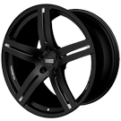 Fondmetal Wheels <br/>190BM STC-F1 Black Milled