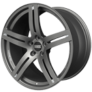 Fondmetal Wheels <br/>190HM STC-F1 Titanium Milled