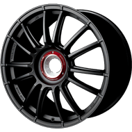 Fondmetal 184B 9RRMD Monodado Gloss Black Wheels