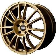 Fondmetal 183G 9RR Gold Wheels